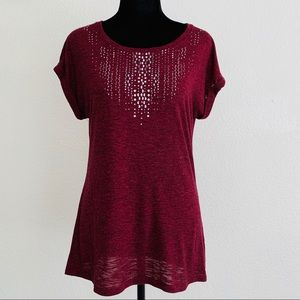 APT.9 women's blouse top size M